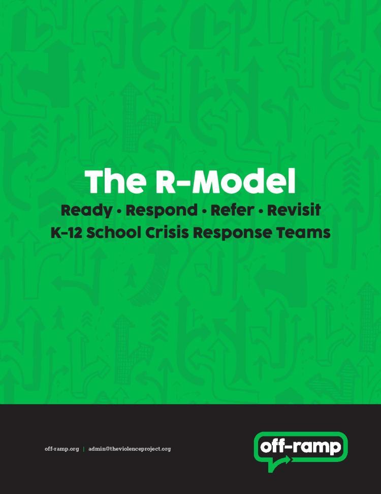 Crisis response teams for K-12 schools