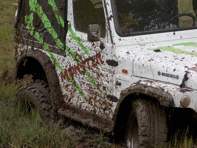 4x4 off road driving experience bistra 2013 104