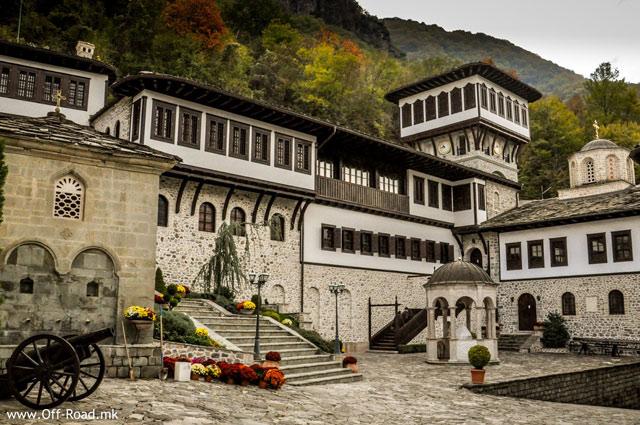 bigorski manastir
