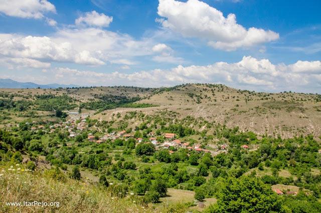 Gradesnica village in Mariovo