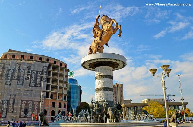 skopje macedonia
