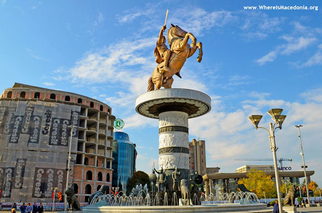 skopje macedonia