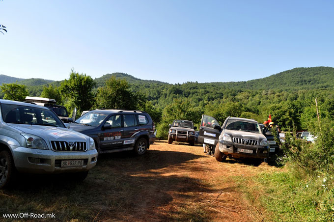 Jeep tour mariovo 2011