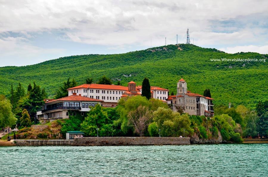 Sv Naum Ohrid Lake