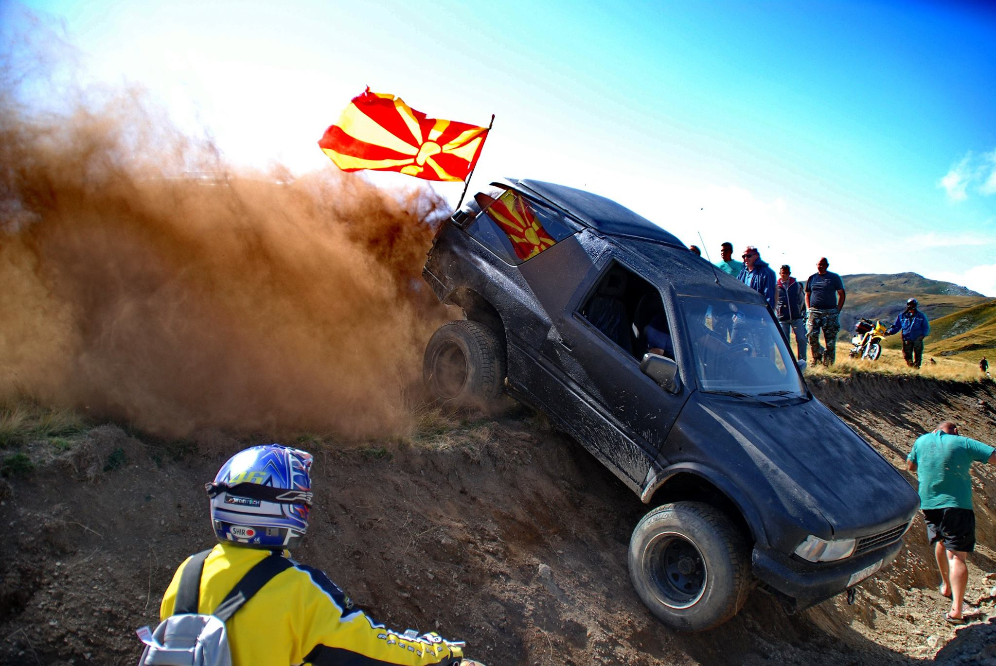 Off Road Ohrid Cover