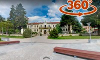 Bitola Museum Fountain – 360 Virtual walk
