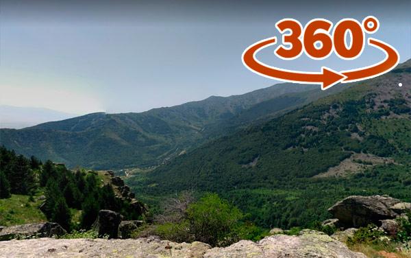 Crveni Steni - Pelister National Park - 360 VR panorama