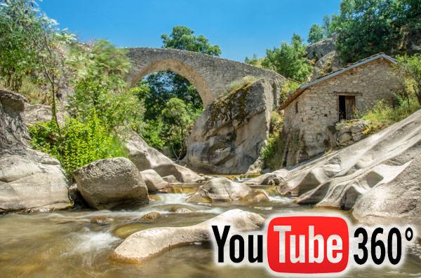 Zovik village - 360 VR interactive video