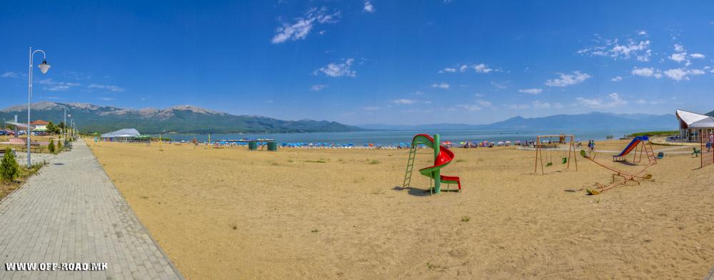 Stenje Beach - Prespa Lake Macedonia