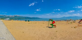 Stenje Beach - Prespa Lake Macedonia