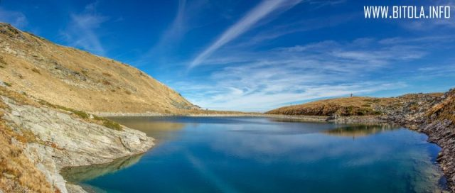 Big lake Pelister