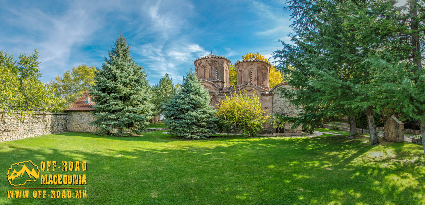 Veljusa Monastery, Strumica, Macedonia