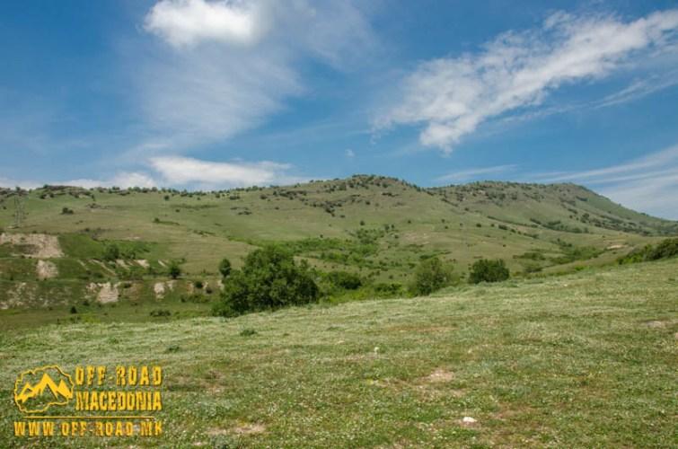 Elevation 1050 (Kota 1050) important WW1 location