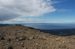 Flattop Mountain Trail view