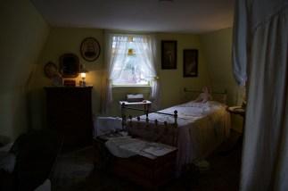 Bedroom at Pioneer Park