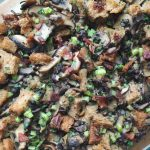 Thanksgiving Stuffing with Giblets