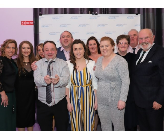 Pullough Community Action Group Wins National Volunteer Award