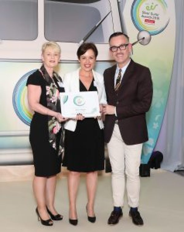 Tipperary Woman Wins Prestigious Award at the 2018 open eir Silver Surfer Awards
