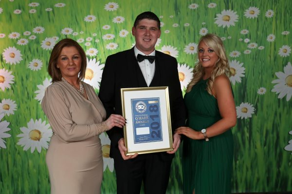 Shanahan's Centra Borrisoleigh win prestigious Q Mark Award for Best Forecourt with Delicatessen in Ireland for Hygiene & Food Safety standards