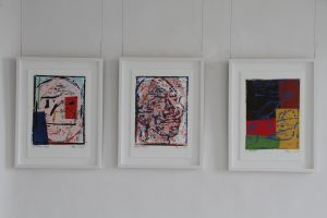 Two Master Printmakers exhibit at Damer House Gallery, Roscrea, Co. Tipperary