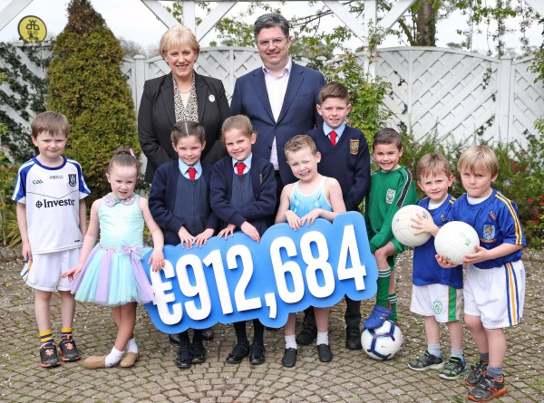 Tipperary organisations share in €912,684 thanks to Intel employees
