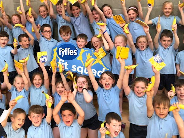 Tipperary Pupils Hear Fitness Message