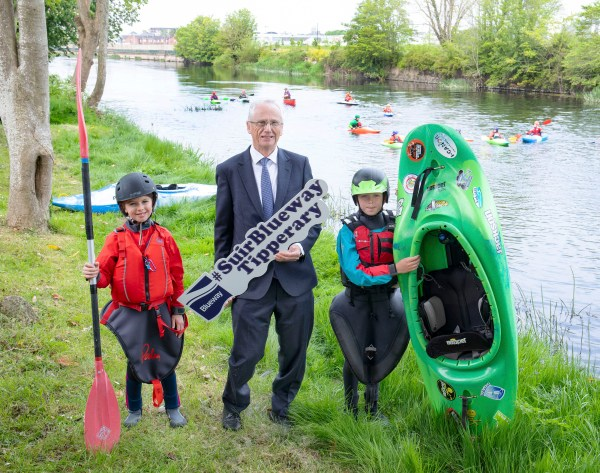 Suir Blueway Tipperary Officially Launched