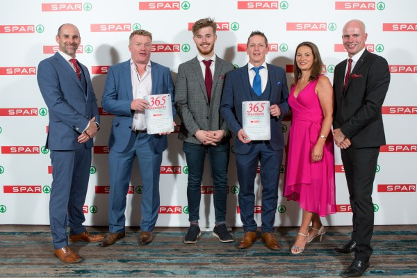 Tipperary SPAR Stores win top honours at 365 Standards Customer Care Programme ceremony