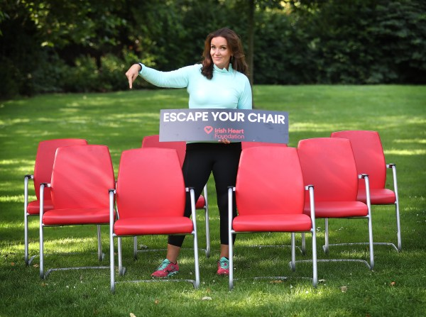 Irish Heart Foundation calls on the people of Tipperary to escape their chair this September