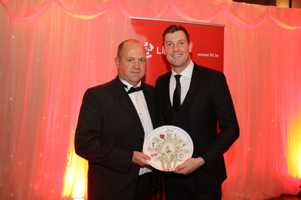 Tipperary's Seamus Callanan and Eoin Kelly among LIT graduates honoured at inaugural LIT President's Alumni Fundraising Ball