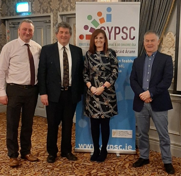 Co. Tipperary Hosts Event for 'Safety & Wellbeing on Cyber Media' for Safer Internet Day 2020