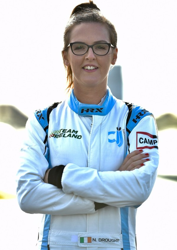 Nicole Drought Wins on Britcar Debut
