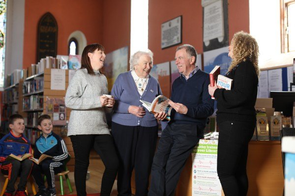 National Lottery Good Causes Fund supported over 210 community projects in Tipperary in 2018 & 2019