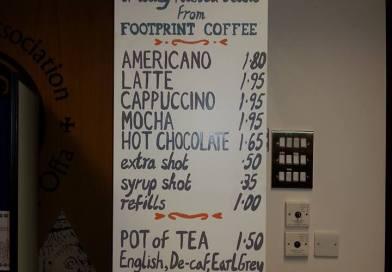 Coffee Shop Open