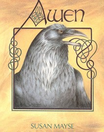 'Awen' an historical fiction by Susan Mayse, Holdfast Books