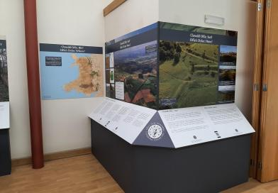 Phased re-opening of the Offa's Dyke Centre