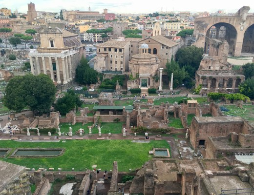 Roman Forum - Things to do in Rome