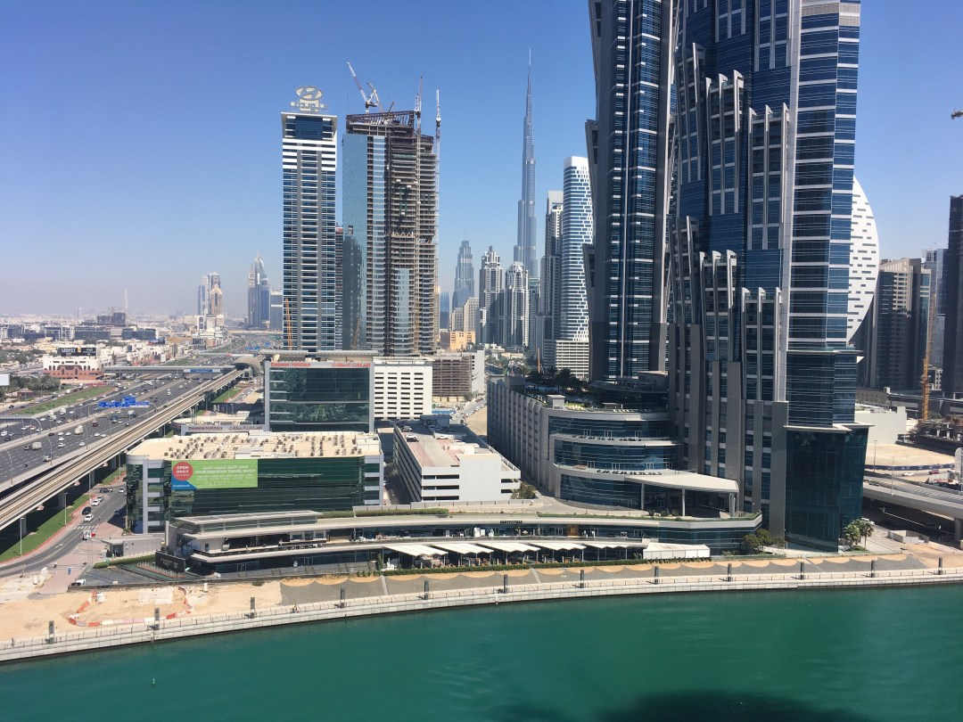 Westin al Habtoor in Dubai
