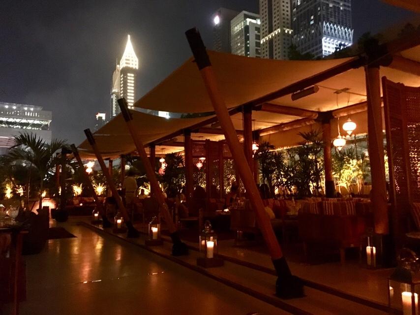 Restaurant Ninive near Emirates Tower