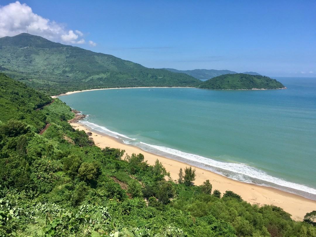 Hai Van Pass Central Vietnam