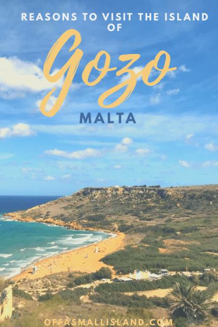 Pinterest - Reasons to visit gozo