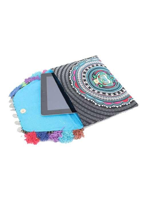 Multi Colored Clutch Bag Multi Colored Clutch Purse