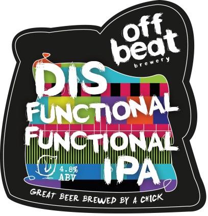 Disfunctional Functional IPA 4.8%