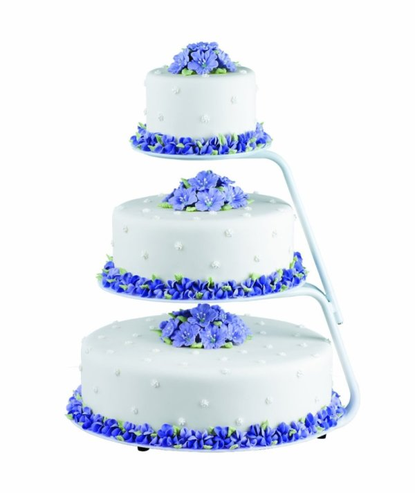 3 Tier Floating cake stand