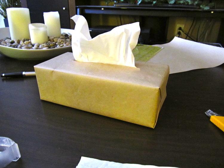 happy tears wedding tissues 5