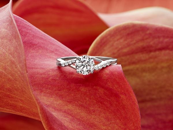 Chamise Diamond Ring