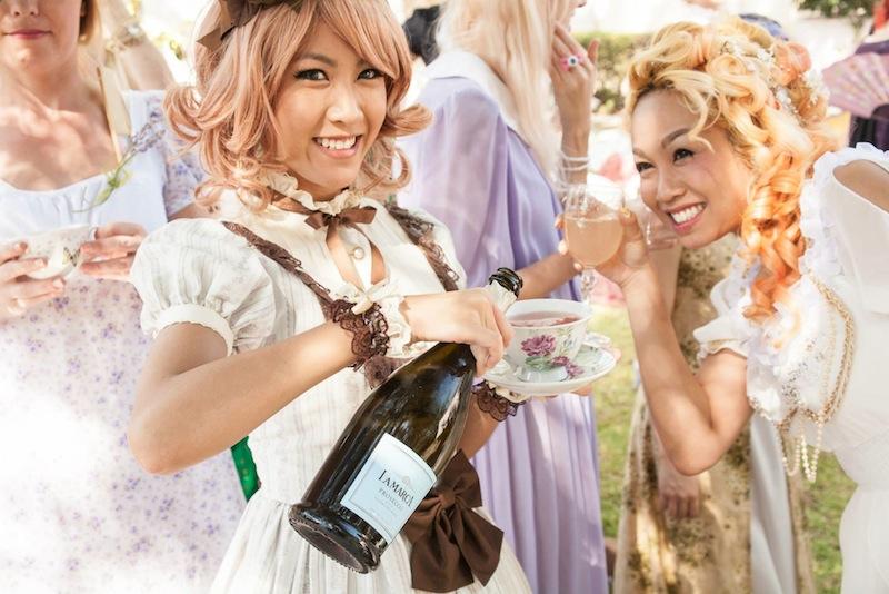 austenland bridal shower drinks