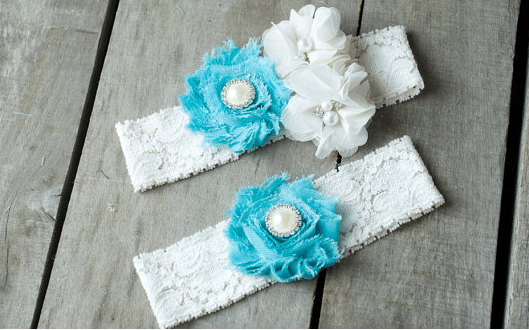 The  Turquoise Garter