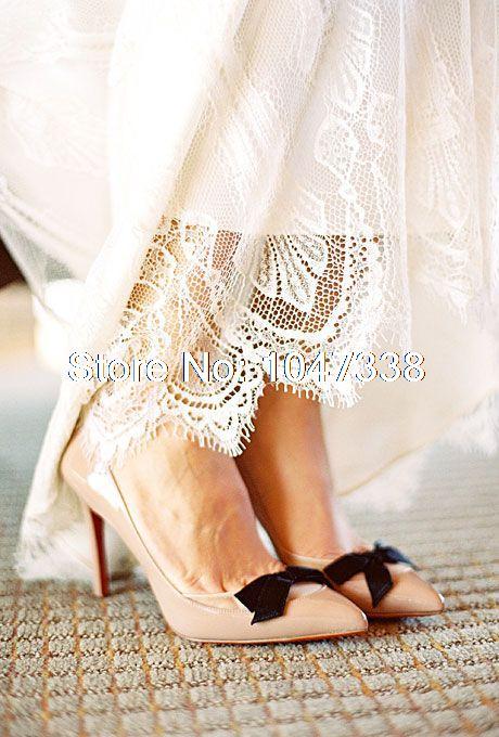 New-arrivals-brand-designer-female-high-heel-shoes-8cm-10cm-12cm-genuine-leather-pointed-toe-black