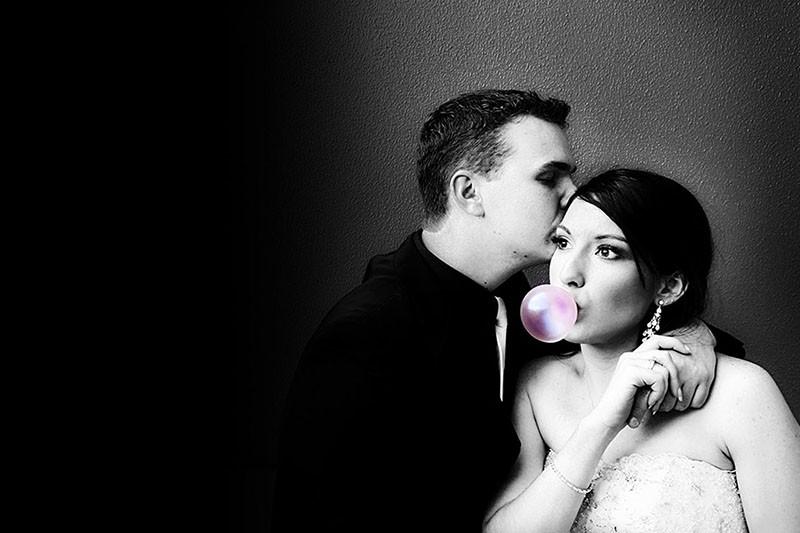 sky simone bubble gum bride